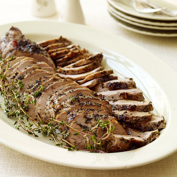WeightWatchers.com: Weight Watchers Recipe - Roasted Pork Tenderloin