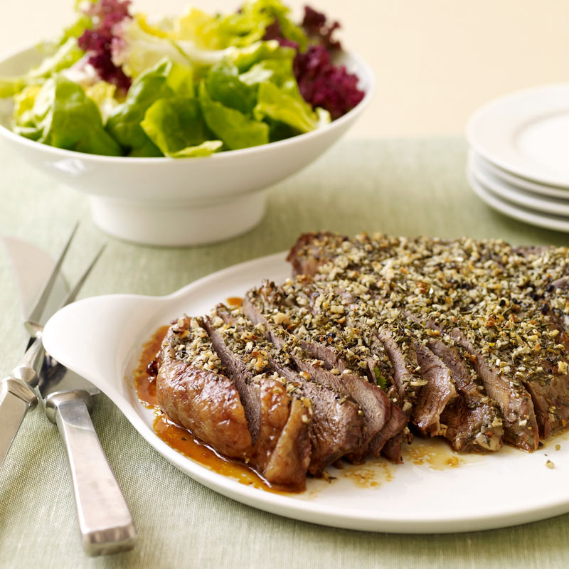Photo of Roasted sirloin beef by WW
