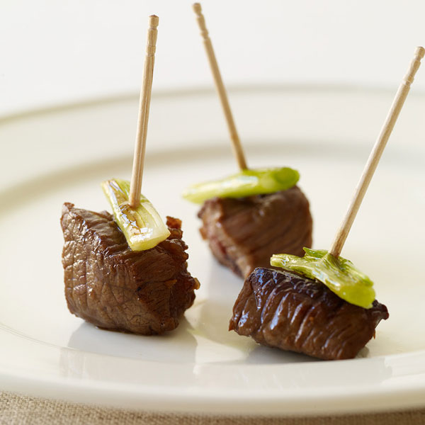 Photo of Beef and scallion bites by WW