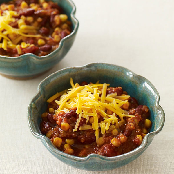 Vegetarian Chili Recipes Chili Recipe Crock Pot Easy Beef with Beans ...