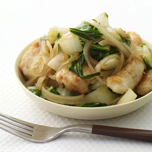 ... .com: Weight Watchers Recipe - Sesame Chicken and Bok Choy Stir Fry