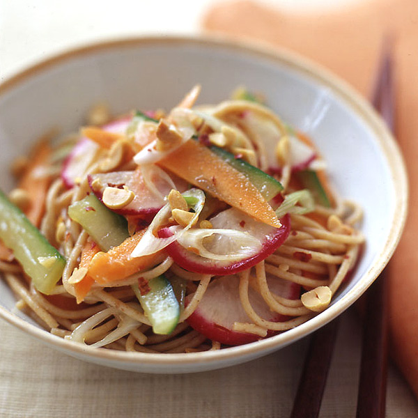Photo of Sesame-Ginger Pasta Salad by WW