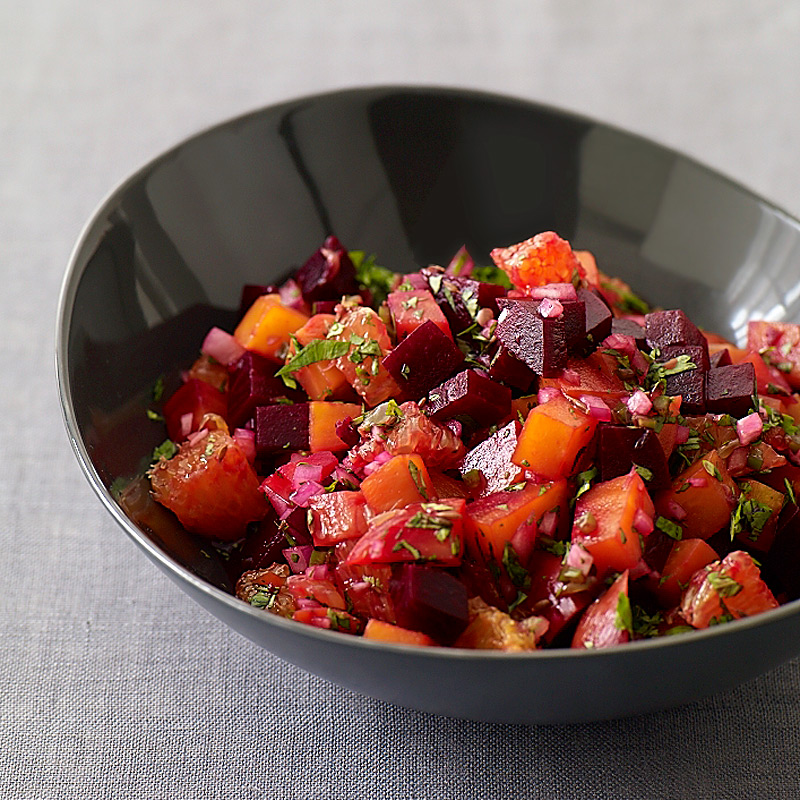 Photo of Roasted beet and orange salsa by WW