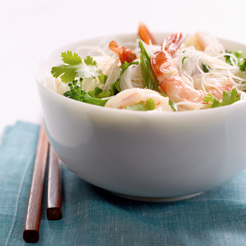 Photo of Saigon shrimp and cellophane noodle salad by WW