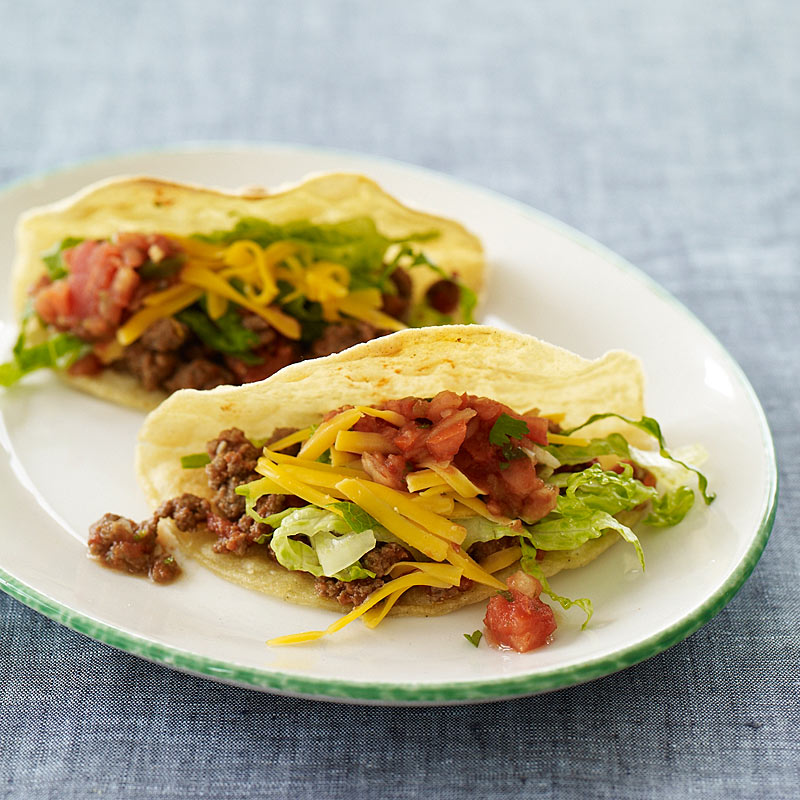 Photo of Spicy Beef Tacos by WW