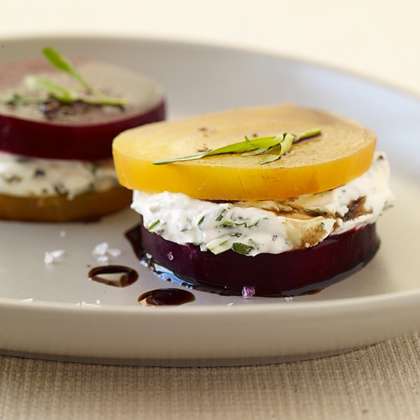 Photo of Beet stacks by WW