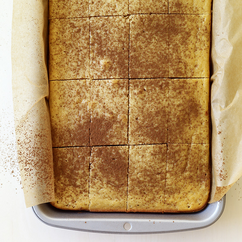 Weight Watchers Applesauce Sour Cream Coffee Cake