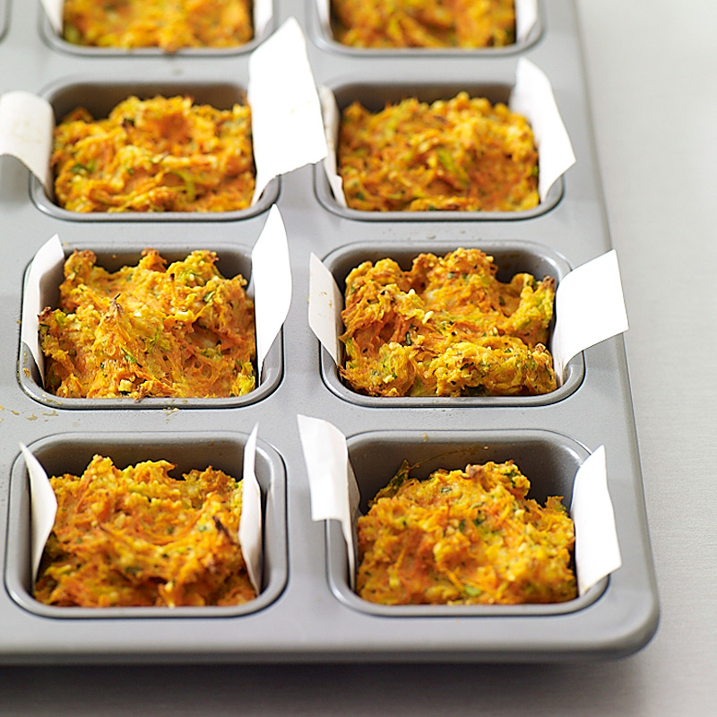 Photo of Crustless carrot quiche by WW