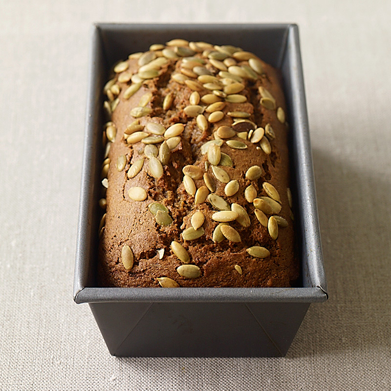 Photo of Sweet potato quick bread with pumpkin seeds by WW