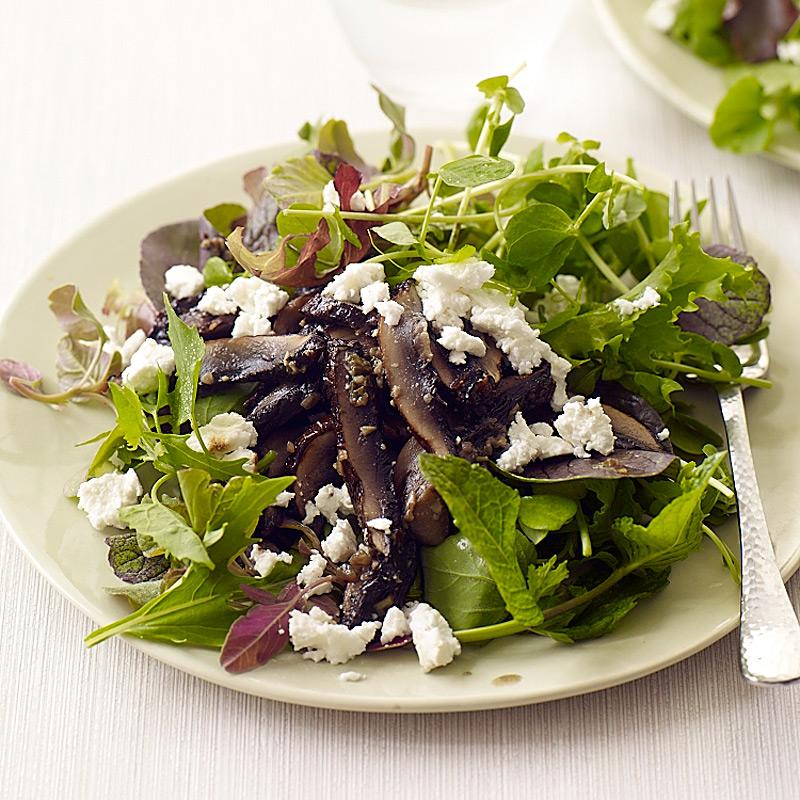 Photo of Marinated portobello-feta salad by WW