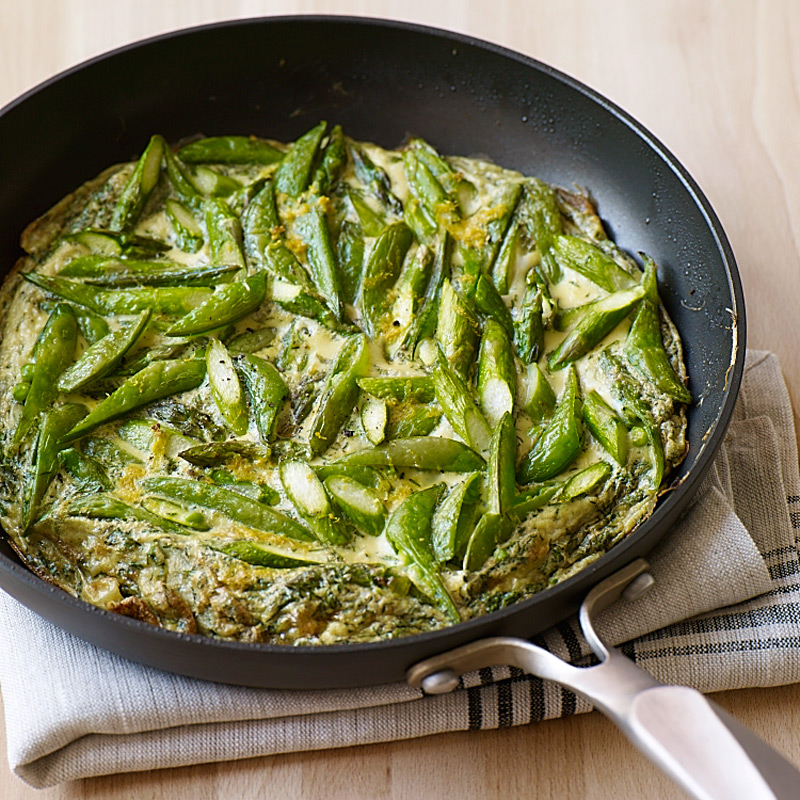 Photo of Spring frittata by WW