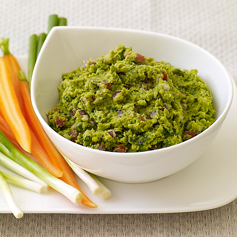 Photo of Green pea dip by WW