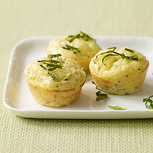Imagem do Mini Quiche Zucchini