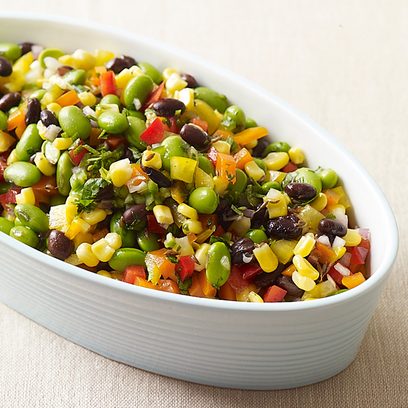 Photo of Cumin-lime confetti salad by WW