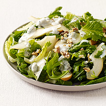 Photo of Blue Cheese and Pear Salad by WW