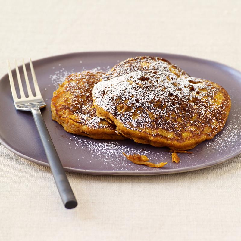 Photo of Pumpkin spice pancakes by WW