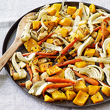 Photo of Roasted Winter Vegetables by WW