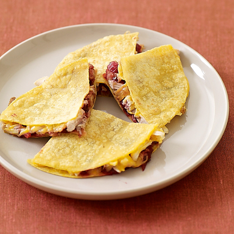 Photo of Thanksgiving Quesadillas by WW