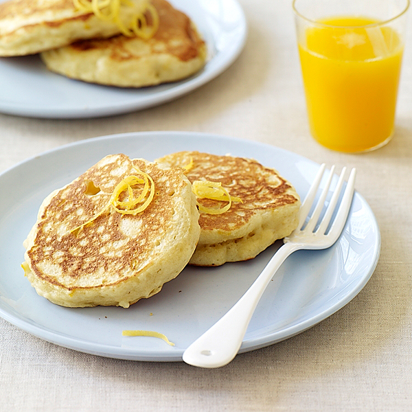 ... .com: Weight Watchers Recipe - Fluffy Lemon Ricotta Pancakes