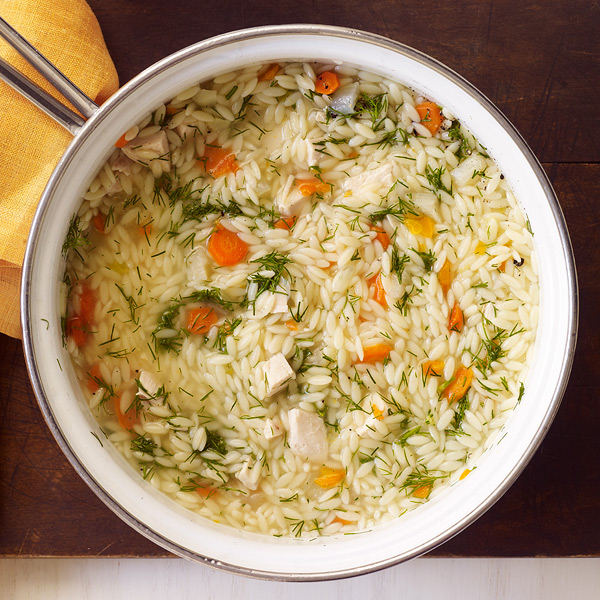 com Weight Watchers Recipe Chicken and Orzo Soup with Fennel