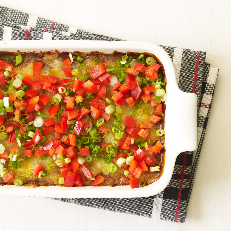Photo of Warm Mexican chili dip by WW