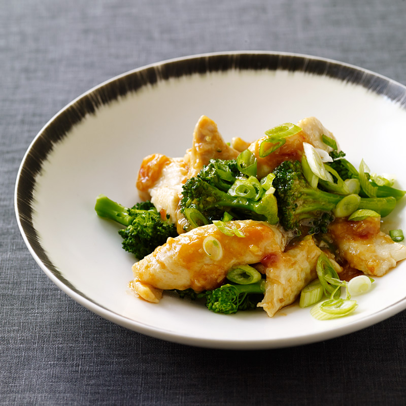 Photo of Garlicky chicken and broccoli by WW