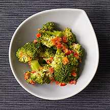 Photo of Marinated broccoli treetops by WW