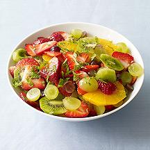 Photo of Orange, strawberry, and kiwi salad by WW