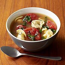 Photo of Tortellini Soup by WW