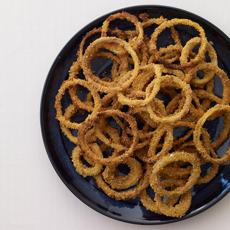 Photo of Crispy onion rings by WW