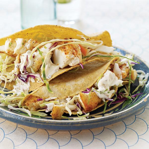 weight watchers recipe fish tacos