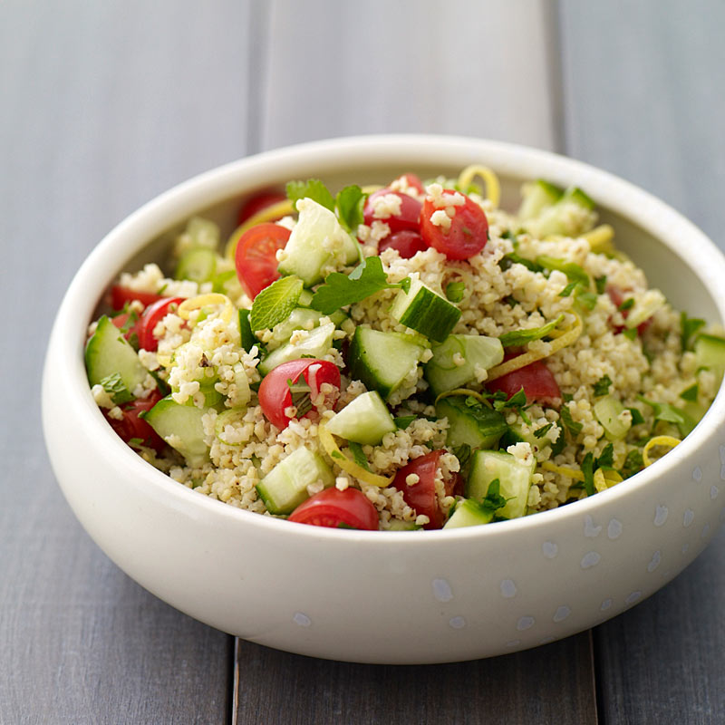 Photo of Millet tabbouleh by WW