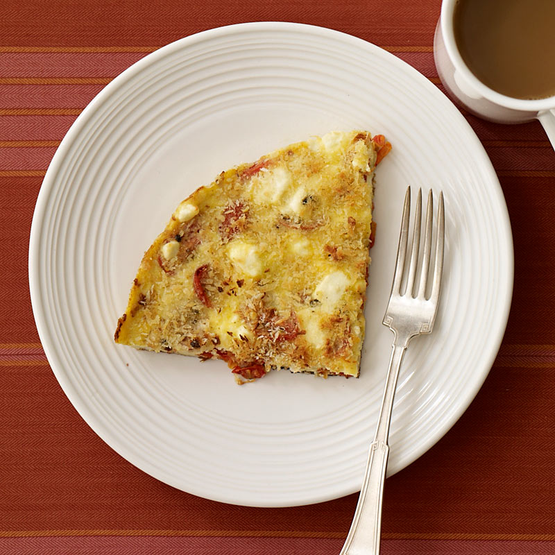 Photo of Tomato and feta frittata by WW