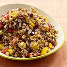Photo of Quinoa salad with corn and peppers by WW