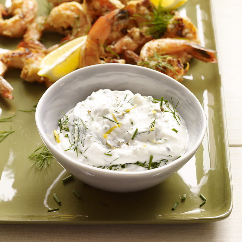 Photo of Yogurt Sauce with Capers and Chives by WW