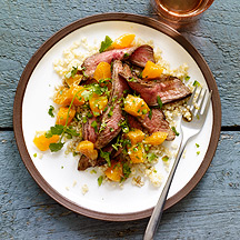 Photo of Flank Steak Citrus Salad by WW