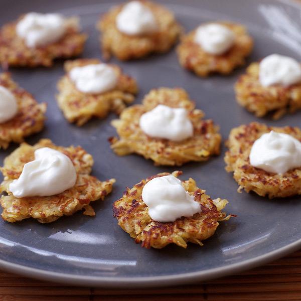 WeightWatchers.com: Weight Watchers Recipe - Potato and Apple Pancakes