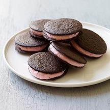 ... Watchers Recipe - Mini Raspberry Cheesecake Ice Cream Sandwiches