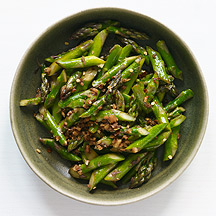 Photo of Asparagus with Oyster Sauce by WW