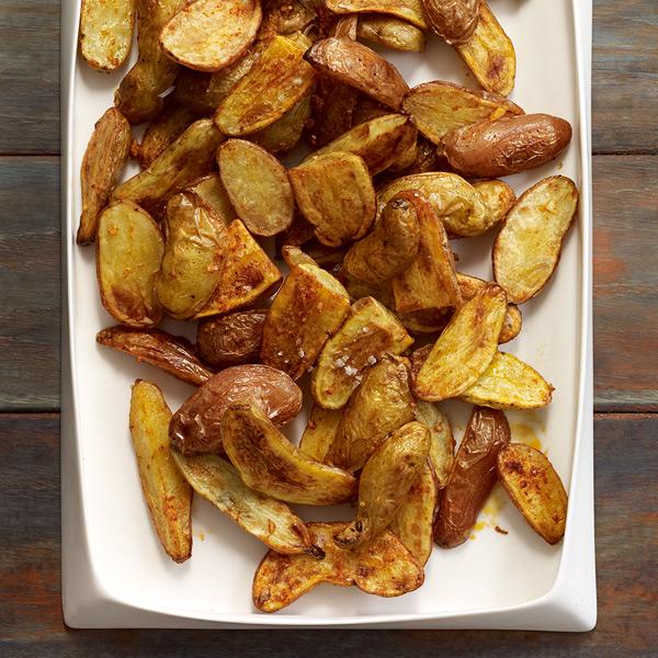 crisps roasted fingerling potato crisps recipe martha stewart roasted ...