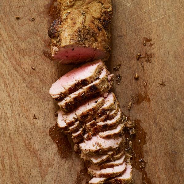 ... .com: Weight Watchers Recipe - Spice Crusted Roast Pork Tenderloin