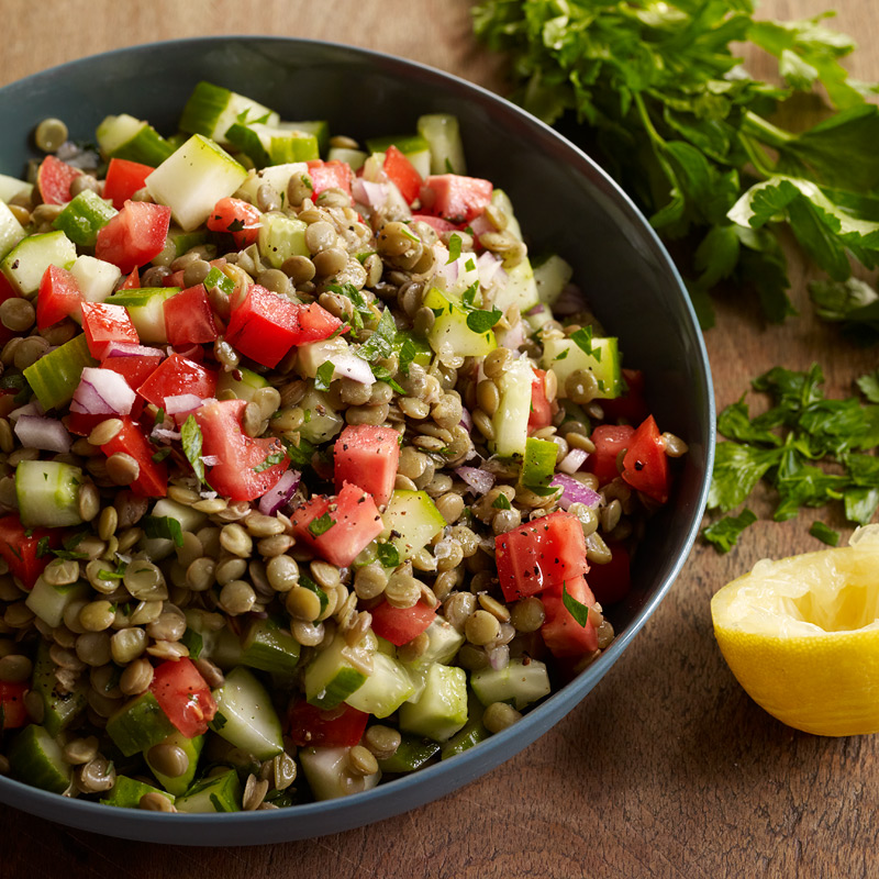 Photo of Lentil tabbouleh by WW