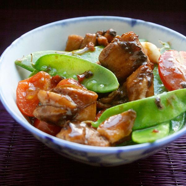 ... com: Weight Watchers Recipe - Spicy Stir Fried Chicken with Vegetables