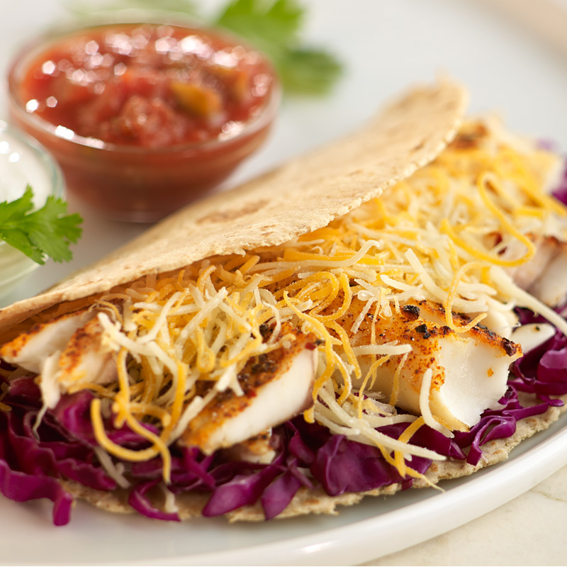 Photo of Tilapia Fish Tacos by WW
