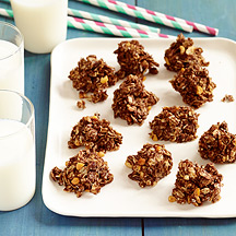 Photo of Chocolate-peanut frozen cookies by WW