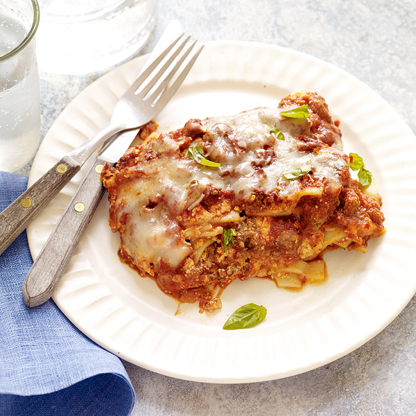 WeightWatchers.com: Weight Watchers Recipe - Slow Cooker Lasagna