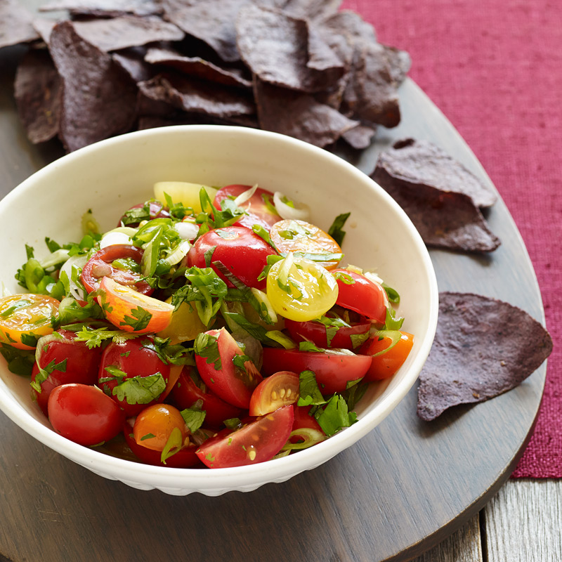 Photo of Fresh cherry tomato salsa by WW