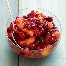 Photo of Cranberry-apricot sauce by WW
