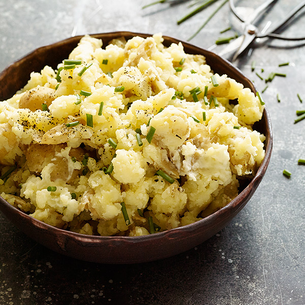 ... Watchers Recipe - Chunky Mashed Potatoes with Buttermilk and Chives