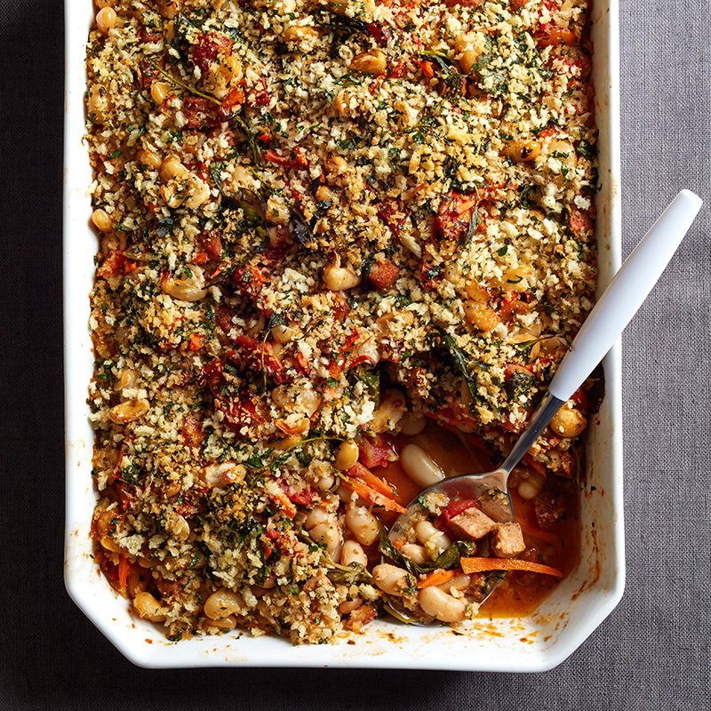 Photo of Rustic cassoulet by WW